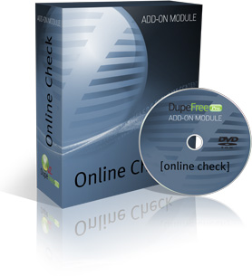 Online Check [Add-On Module]