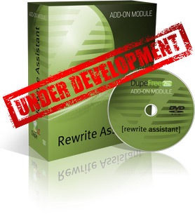 Rewrite Assistant [Add-On Module]