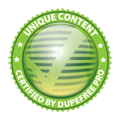 Content Certified Unique by DupeFree Pro!
