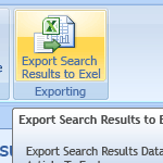 Export Online Check Data to Excel