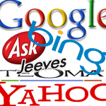 Google, Yahoo/Bing & AOL Search Data